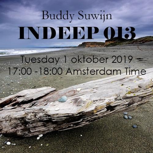 Buddy Suwijn INDEEP 013 Oktober 2019