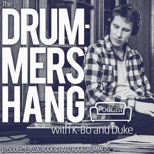 Classic Rock and Hard Rock Drummers - Drummers Hang Ep. 2