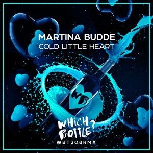 Martina Budde - Cold Little Heart (Radio Edit)#1 Traxsource Top 100 Electro House mp3