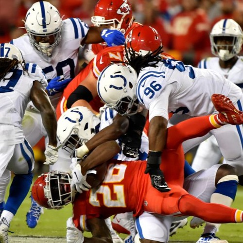 Episode 126  - Chiefs luck runs out against the Colts - On to Houston