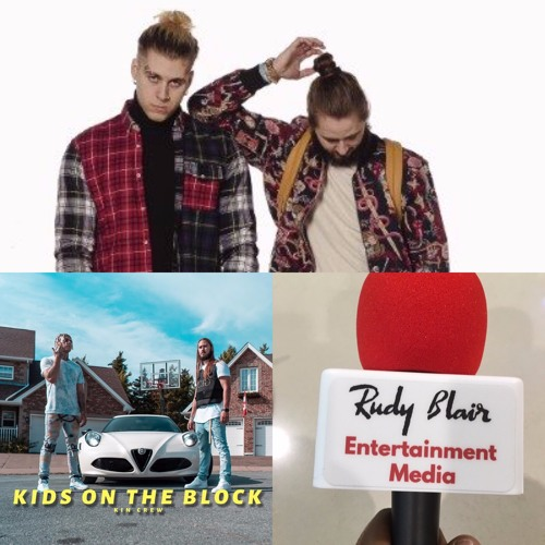 "Interview with HipHop Electronica Duo Kin Crew on new single ""Kids On The Block""."