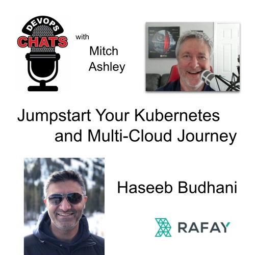 Jumpstart Your Kubernetes and Multi-Cloud App Journey, Rafay