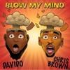 Download [Instrumental] Davido Ft Chris Brown - Blow My Mind Mp3