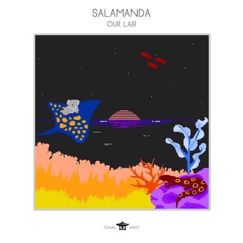 "DC Promo Tracks #476: Salamanda ""Jenga"" (Knopha Remix)"