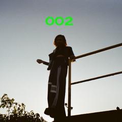 Mix 002: New Wave Hip-Hop