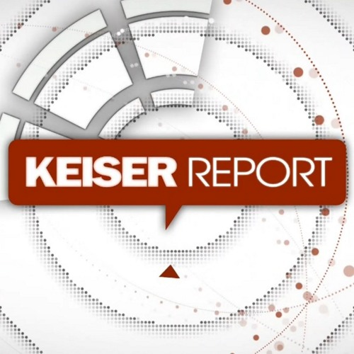 Keiser Report: Velocity of money at all-time low