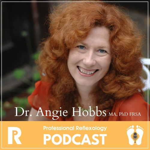 4 - PR Podcast with Guest Dr Angie Hobbs