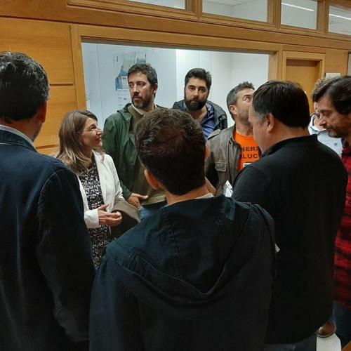 Declaracións en apoio aos traballadores imputados por defender Alcoa