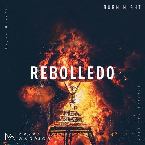 Rebolledo - Mayan Warrior - Burning Man 2019