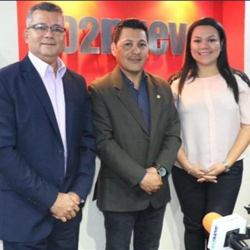 08-10-19 ENTREVISTA Anabel Belloso del FMLN y Leonardo Bonilla, diputado no partidario