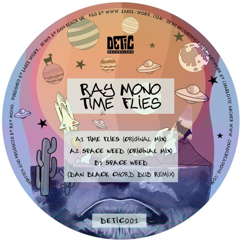 Ray Mono - Space Weed (Original Mix)