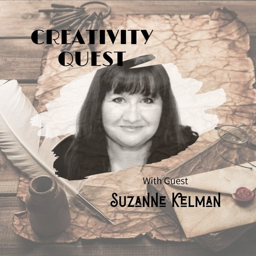 Powerful Pauses: how taking a break enhances your writing with author Suzanne Kelman