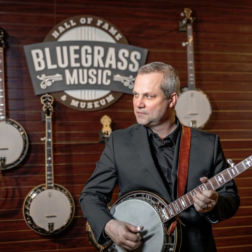 Chris Joslin of Bluegrass Music Museum & Hall of Fame talks with Katy Daley