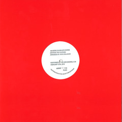 Die Reihe 106 Kerri Chandler Chords (Outside The Club Mix) Excerpt-OUT NOVEMBER 1st