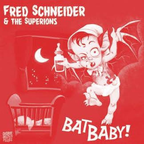 Fred Schneider & the Superions - Real Scary Halloween Story