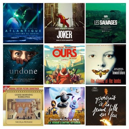 B.O-rama Octobre 2019 (Emission mensuelle, l'intégrale) • La Musique de film, sur Aligre FM