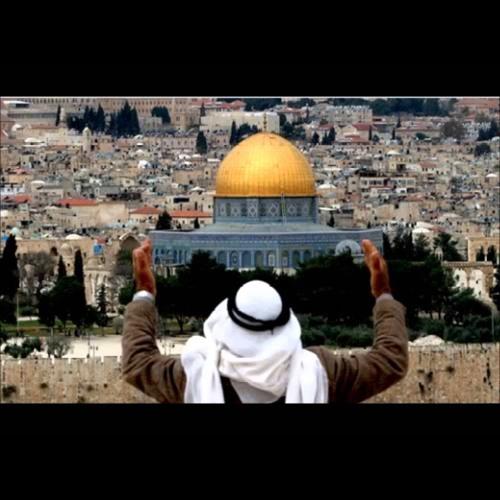القدس _هل من نصير