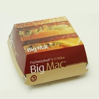 Big Mac feat. O1Mike(Prod. by Nake) Artwork