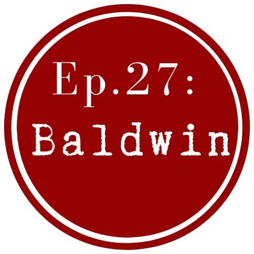 Get Lit Episode 27: James Baldwin