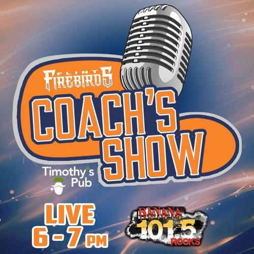 Flint Firebirds Radio Coach's Show 10/8/19