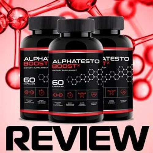 Alpha Testo Boost - It Improves The Performance Of Libido
