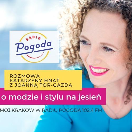 Moda i styl na jesień - Mój Kraków w Radiu Pogoda 102,4 FM
