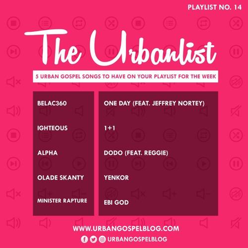 The Urbanlist #14