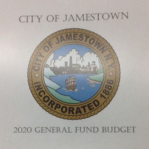Jamestown Mayor Sam Teresi - 2020 Budget Presentation