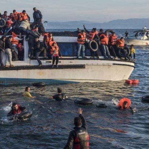 Imigranci cały czas przybywają do Europy