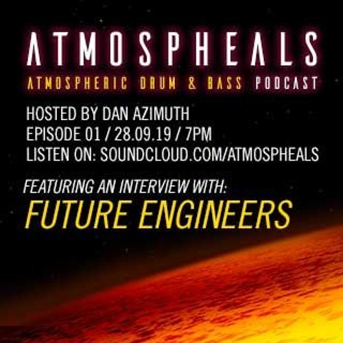 Atmospheals Podcast Episode 1 - Future Engineers Interview