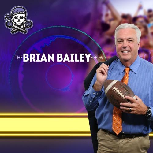 The Brian Bailey Show 10-07-19 - ECU Football Offensive Line Coach Steve Shankweiler