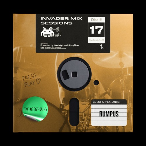 Invader Mix Sessions 17: RUMPUS