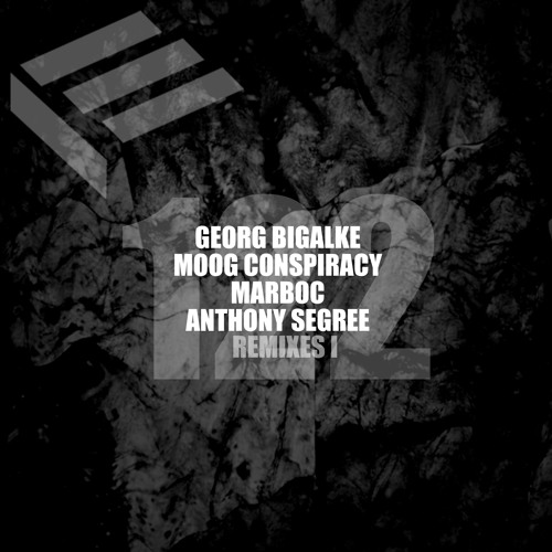 Remixes 1 w. Georg Bigalke, Moog Conspiracy, Marboc, Anthony Segree [Out Now]