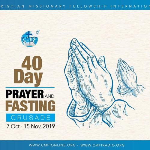 2019 Prayer & Fasting Crusade