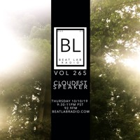 Cloudest Speaker - Exclusive Mix - Beat Lab Radio 265