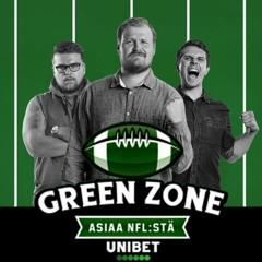 Green Zone NFL Podcast - Week #6 2019