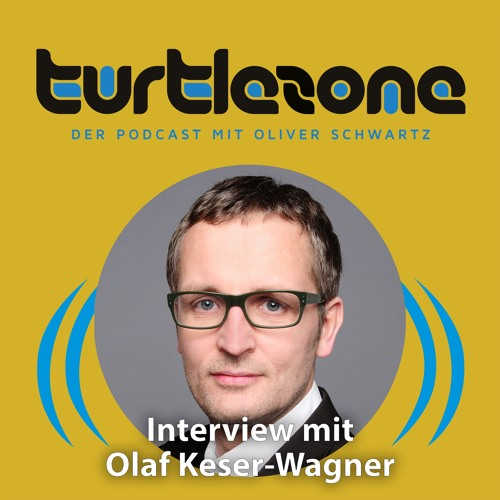 Olaf Keser-Wagner im Turtlezone Interview