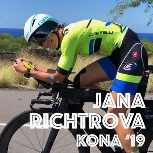 Jana Richtrova, Kona 2019 Preview
