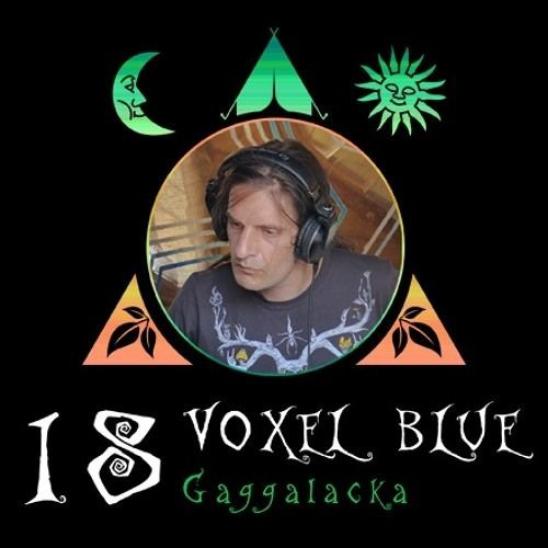 """Radio Gagga Podcast"" Vol. 18 mixed by Voxel Blue"
