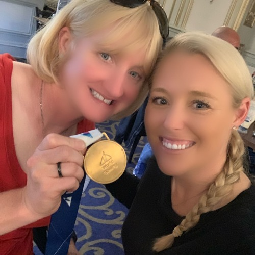 A catch up with Lucy Hodges MBE