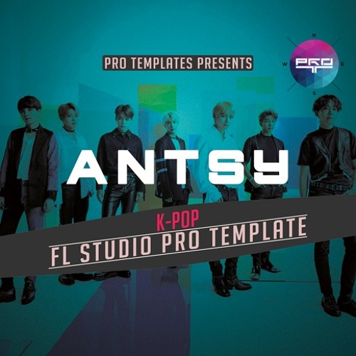 Antsy FL Studio Pro Template