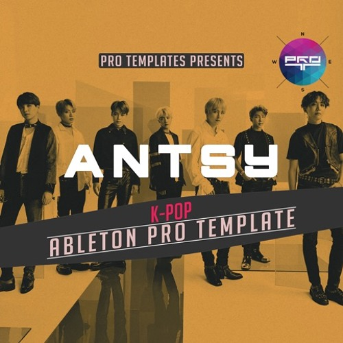 Antsy Ableton Pro Template