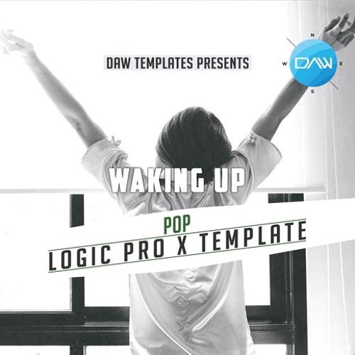 Waking Up Logic Pro X Template