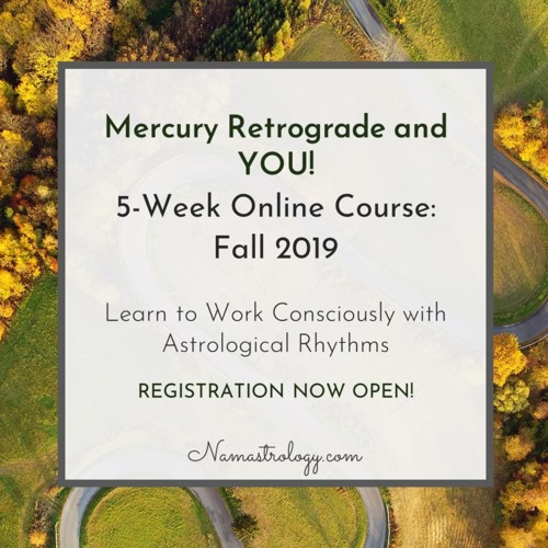 Mercury Retrograde Fall '19 Online Course Overview!