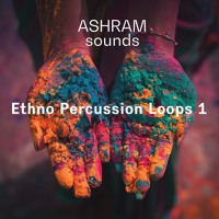 ASHRAM Ethno Percussion Loops  1 (24bit WAV Loops) Demo Song