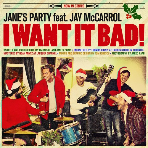 I Want it Bad feat. Jay McCarrol