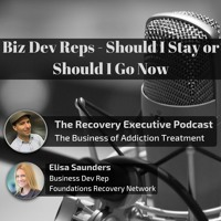 EP 17:  Biz Dev Reps - Should I Stay or Should I Go Now with Elisa Saunders