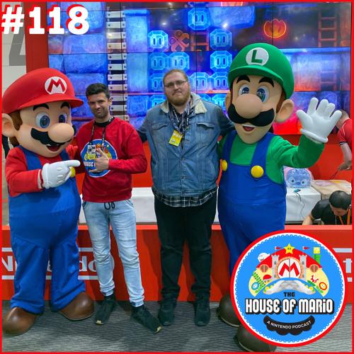We Played Luigi's Mansion 3 & Pokémon Sword/Shield at PAX Australia! - The House of Mario Ep. 118