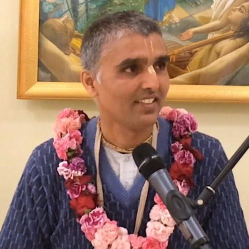Śrīmad Bhāgavatam class on Wed 9th October 2019 by Sukadeva Dāsa 4.25.7