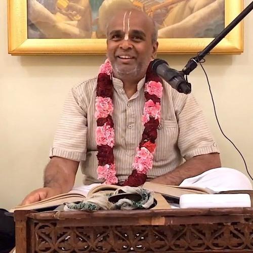Śrīmad Bhāgavatam class on Thu 10th October 2019 by Karuṇānidhi Kṛṣṇa Dāsa 4.25.8
